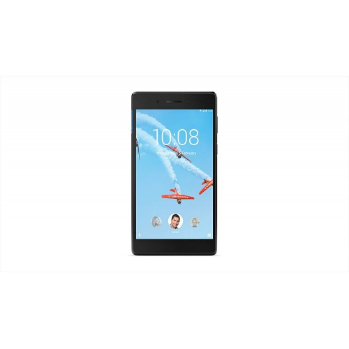 "Lenovo Tab 7 Essential ZA300146US Tablet - 7"" - 1 GB DDR4 SDRAM - MediaTek Quad-core (4 Core) 1.30 GHz - 16 GB - Android 7.0 Nougat - 1024 x 600 - In-plane Switching (IPS) Technology"