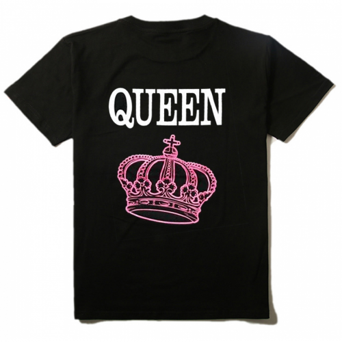 Queen T-Shirt 100% Cotton